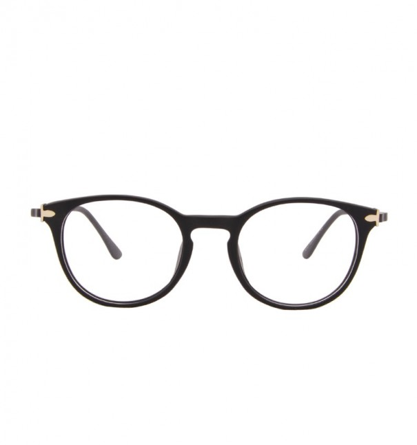 TR90 Vintage Matte Black Readers
