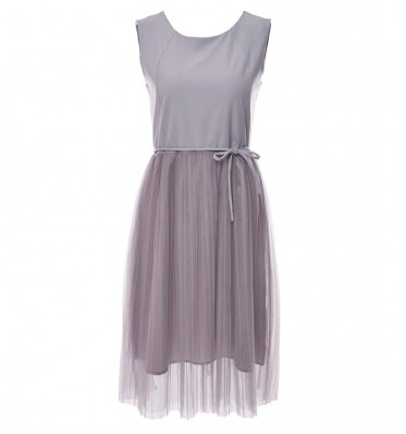 Contemporary Tulle Dress