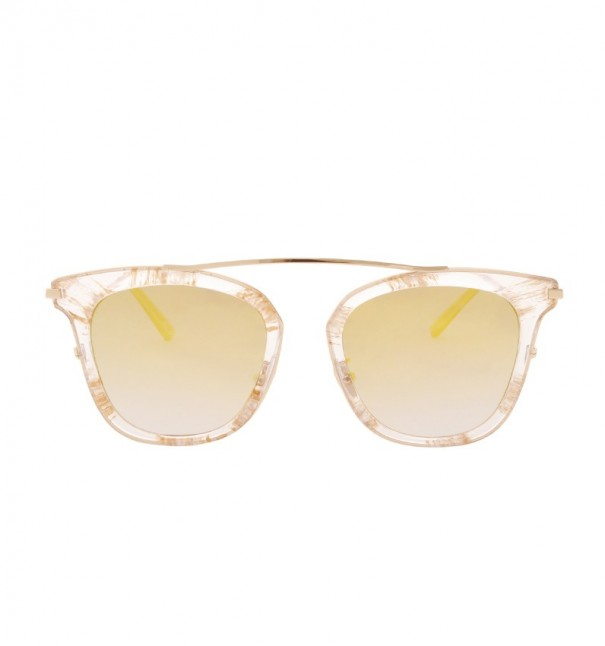 Keane Gold Sunglasses