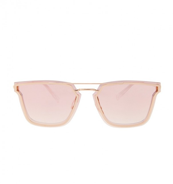 Vaska Rose Pink Sunglasses