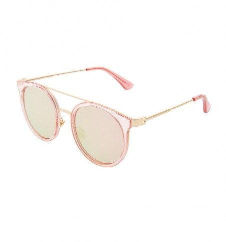 Harris Pink Cat Eye Sunglasses