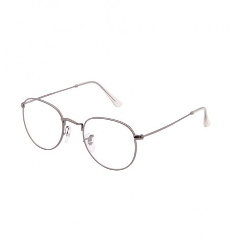 Minh Grey Slender Glasses