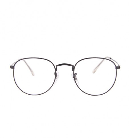 Minh Black Slender Glasses