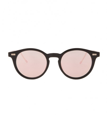 Riley Pink Mirror Sunglasses
