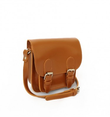 Brown Mini Vintage Bag